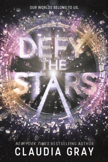 Blog Tour Review & Giveaway – Defy the Stars by Claudia Gray