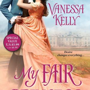 Review – My Fair Princess by Vanessa Kelly