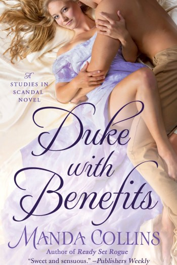 Review – Duke with Benefits by Manda Collins