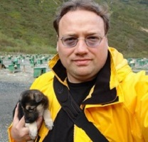 Author Interview with Iain Reading