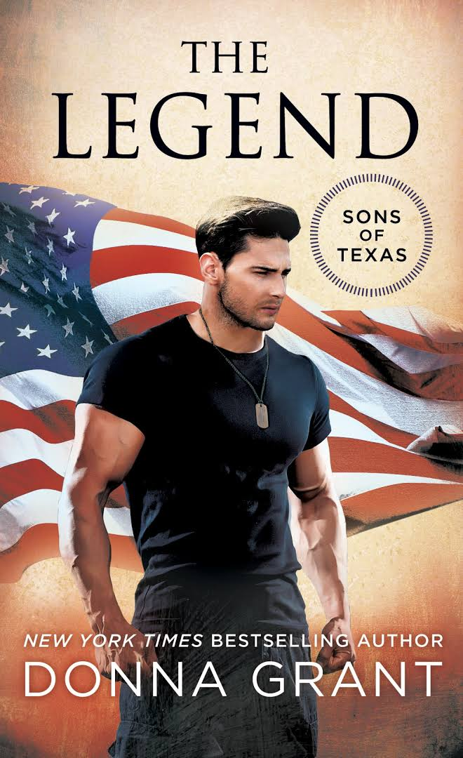 Mini Review – The Legend by Donna Grant