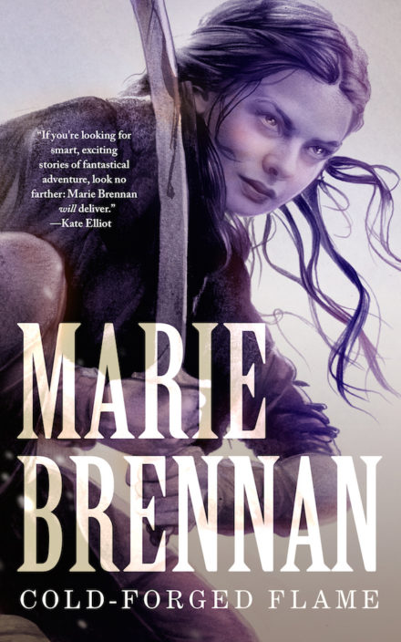 Mini Review – Cold-Forged Flame by Marie Brennan