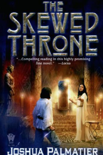 Mini Review – The Skewed Throne by Joshua Palmatier