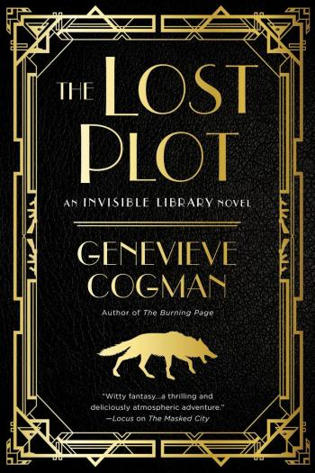 Review – The Lost Plot by Genevieve Cogman