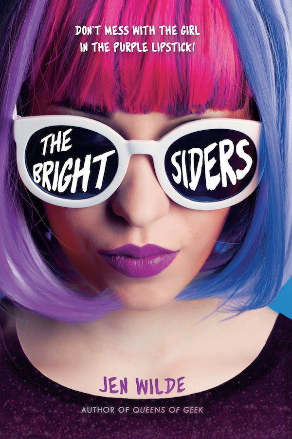 Beautifully Diverse but Not Feeling the Story | The Brightsiders by Jen Wilde