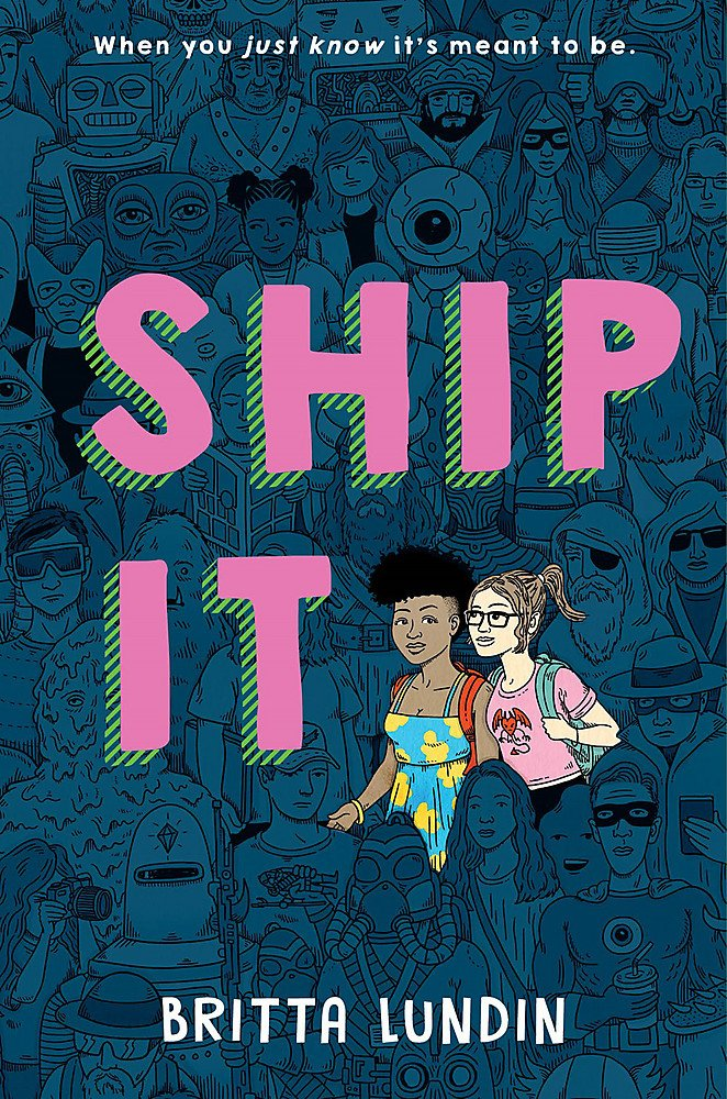 I Definitely Didn't Ship It | Ship It by Britta Lundin