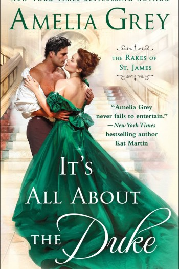 Promising Premise but Poor Pacing | It's All About the Duke by Amelia Grey