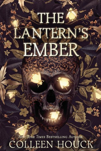 No Spook, But 3 Love Interests? | The Lantern's Ember by Colleen Houck