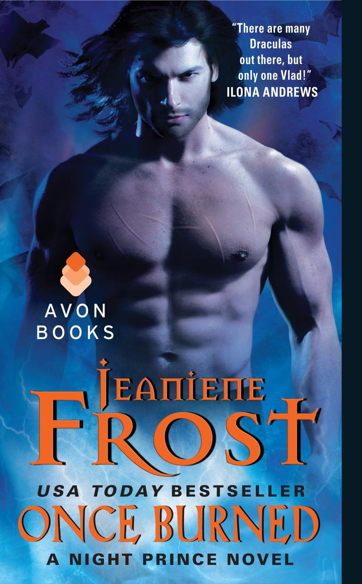 Alpha Dude Meets Electric Girl | Once Burned by Jeaniene Frost
