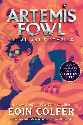 Re-Read Review | The Atlantis Complex by Eoin Colfer