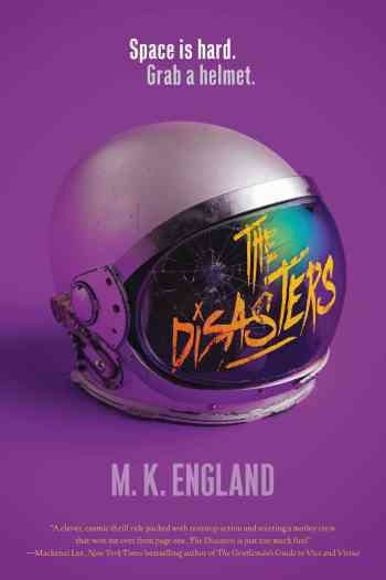 Author Interview with M.K. England