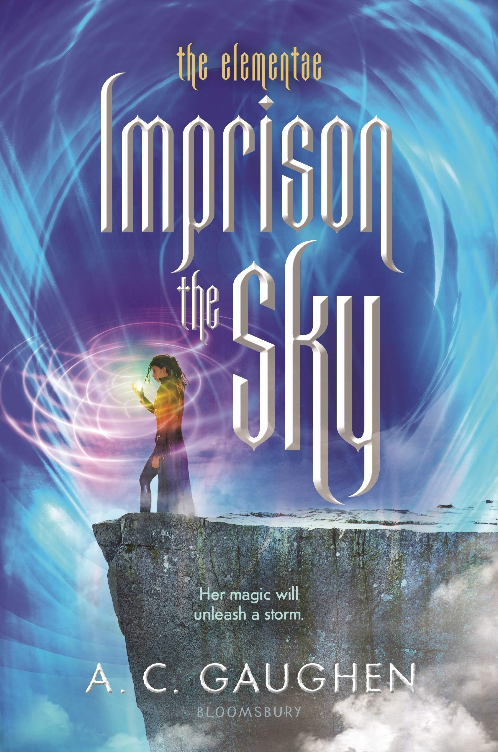 ARC Review | Imprison the Sky by A.C. Gaughen