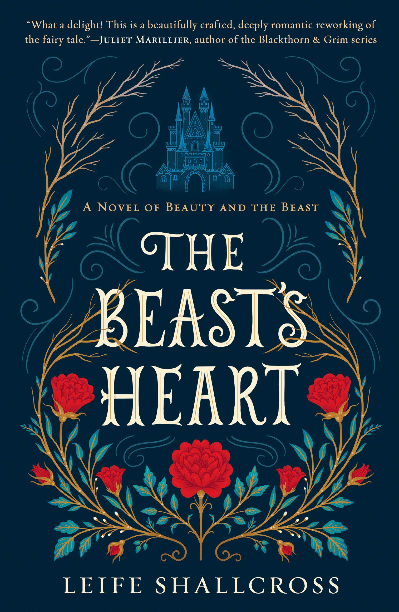 Feature Spotlight | The Beast's Heart by Leife Shallcross