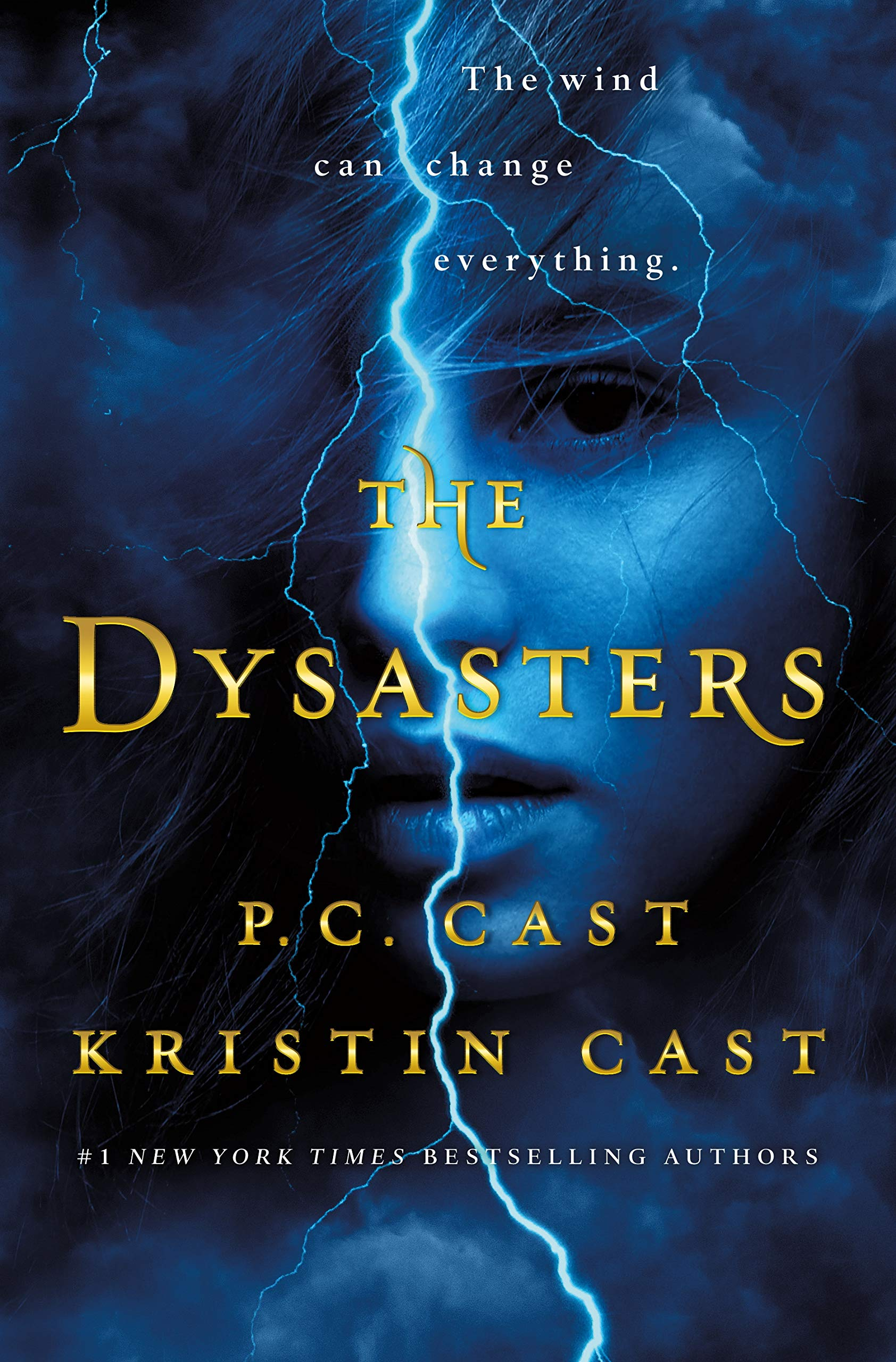 Feature Spotlight | The Dysasters by P.C. Cast & Kristen Cast