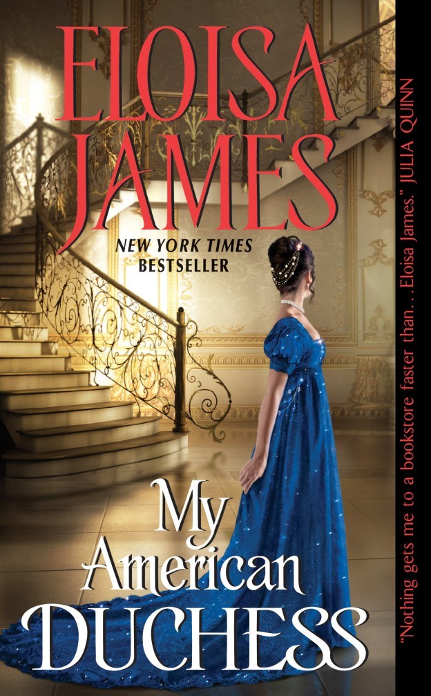 Audiobook Review | My American Duchess by Eloisa James