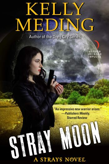 ARC Review | Stray Moon by Kelly Meding