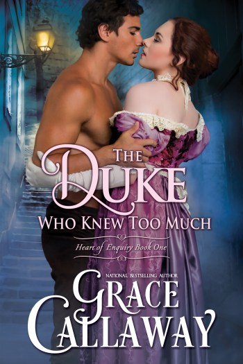 Book Review | The Duke Who Knew Too Much by Grace Callaway