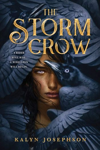 The Storm Crow by Kalyn Josephson | Excerpt + Giveaway