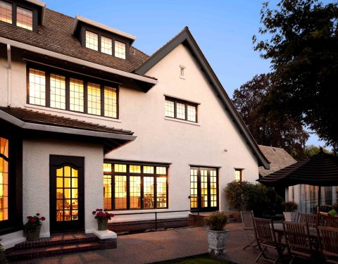 Shaughnessy Residence