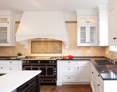 Shaughnessy Residence Kitchen Focus