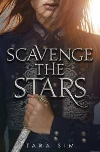 Scavenge the Stars Book Cover