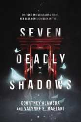 Seven Deadly Shadows Book Cover