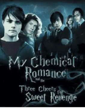 MCR does Harry Potter