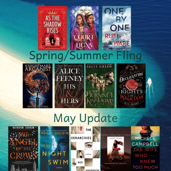 May/Summer Fling 2020 Update