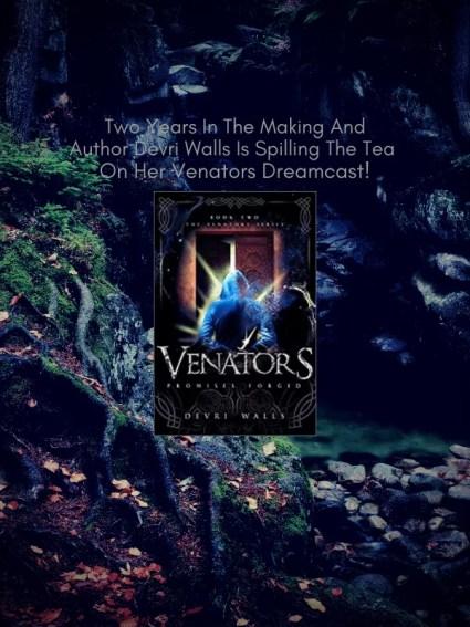Venators Promises Forged Devri Walls DreamCast
