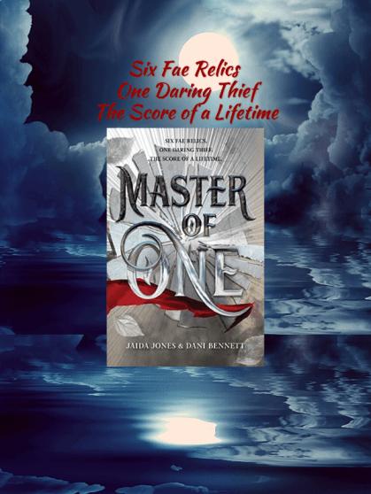 Master of One by Jaida Jones and Dani Bennett