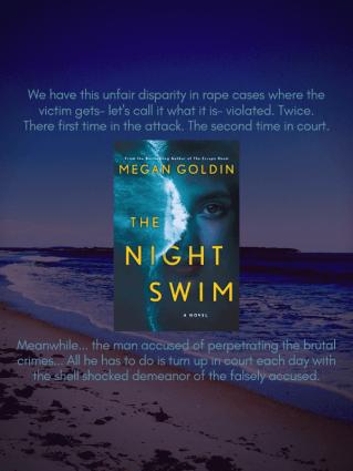 The Night Swim A Novel by Megan Goldin Review