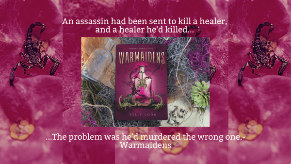Warmaidens By Kelly Coon Review