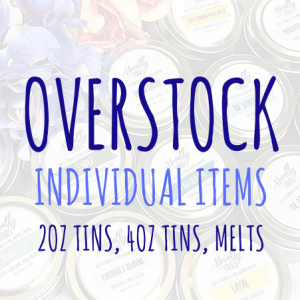 Retired Scent Overstock! Sizes Vary