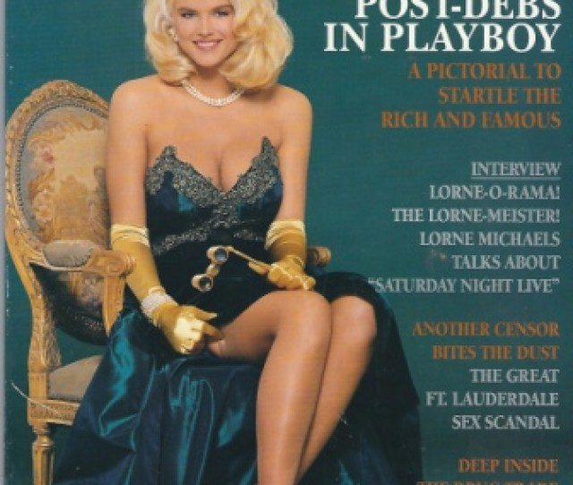 Image For Playboy Magazine Entertainment For Men March 1992 Vickie Smith