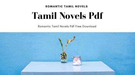 Tamil Novels Pdf