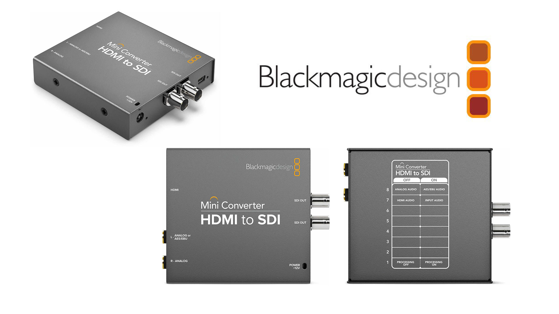 Convertisseur Vido HDMI Vers SDI Novelty Group Leader