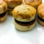 MINI CHOCOLATE BURGERS
