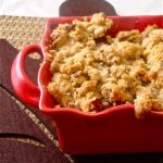 An Apple a Day: The Heritage Cook's Apple Crisp for September SRC