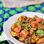 Garam Masala Tuesdays: Roasted Masala Cauliflower