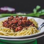 Dad's Spaghetti with Meat Sauce Recipe