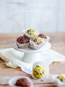 date truffles Novice housewife 1
