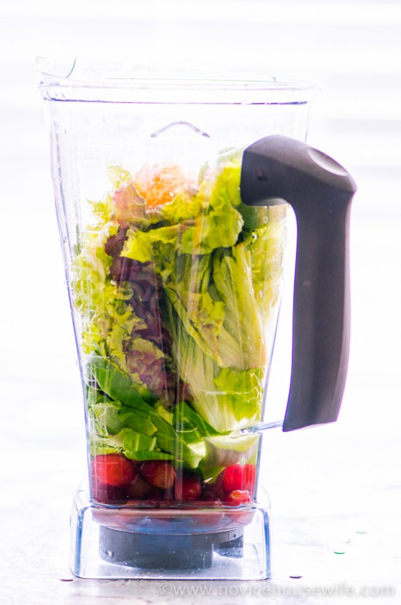 Seven Day Detox | The Novice Housewife