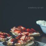 Strawberry Rye Tart and Review: Sweeter off The Vine