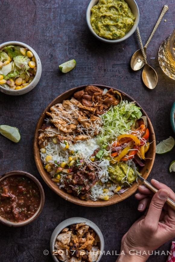 Copycat Chipotle Burrito Bowl