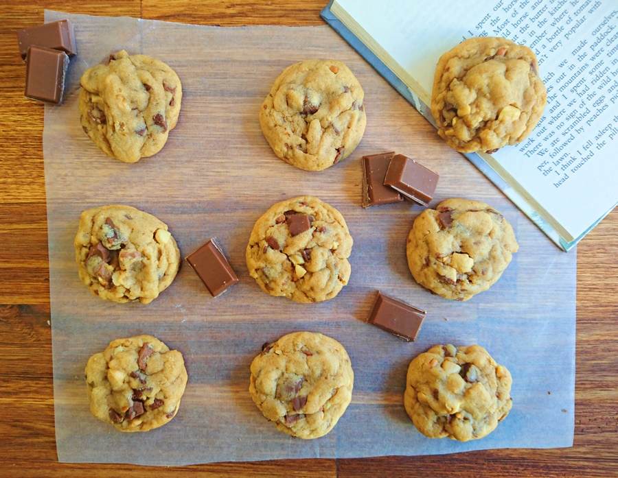 Chunky Peanut Butter Biscuits 2