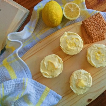 Mini Lemon Cheesecakes1
