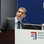 DSS: Od SAD ohrabreni Vučić pokušava da obeshrabri srpski narod da istraje na očuvanju svoje države