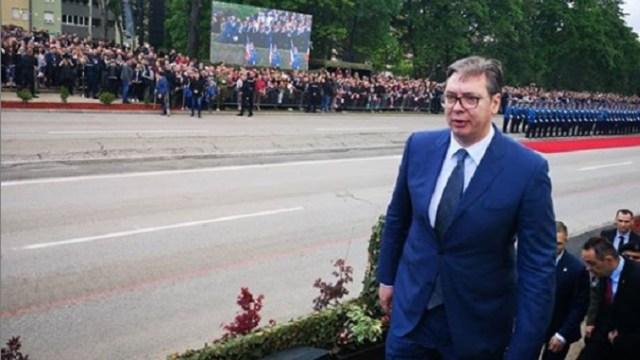 "Vučić: ""Mesto za razgovor je parlament"""