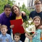 """Vanja Đurđević dobitnik """"Majske nagrade"""" opštine Negotin u oblasti humanitarnog rada"""