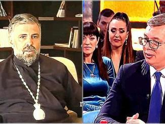 Episkop Grigorije: Vučić je rekao da smo istorijsku šansu prokockali i da se zanosimo da je Kosovo naše